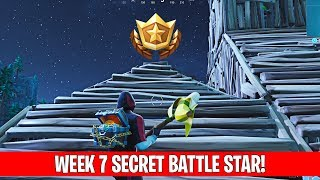 FORTNITE Secret Season 8 Week 7 Banner Location Guide (Discovery Loading Screens Challenges)