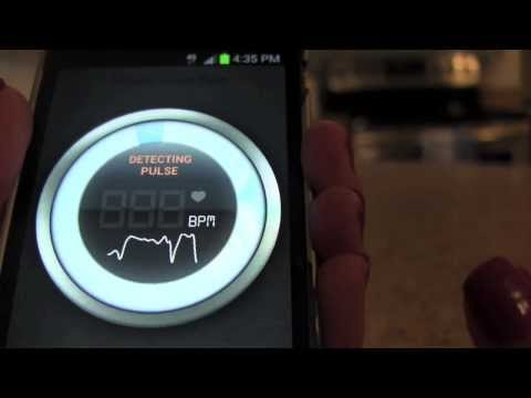 Instant Heart Rate Mobile App