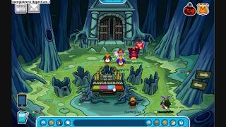 Club Penguin Cheats   Halloween Party 2010 + Scavenger Hunt & Free Items [HD]