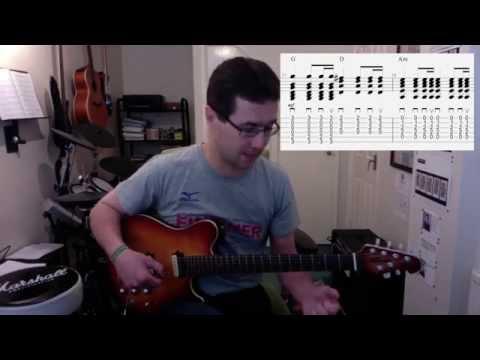 Beginner Strumming Pt.4 - How To Strum Semi-quavers/sixteenth Notes