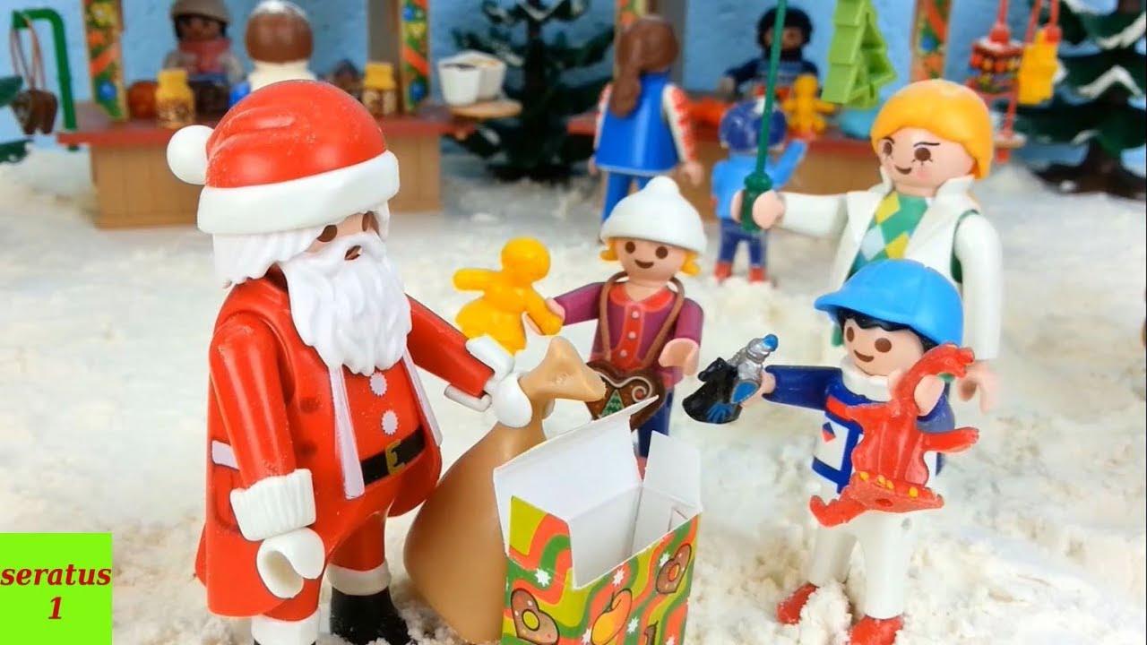 playmobil weihnachtsvideos sammlung weihnachten seratus1