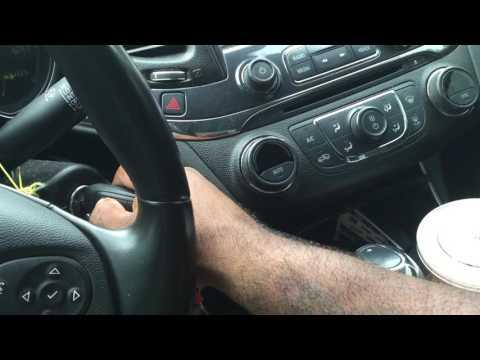 Chevy Impala 2014 Problems