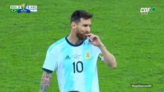 Download Video Brasil vs Argentina Partido Completo Semifinal Copa América 2019 (Claudio Palma) MP3 3GP MP4