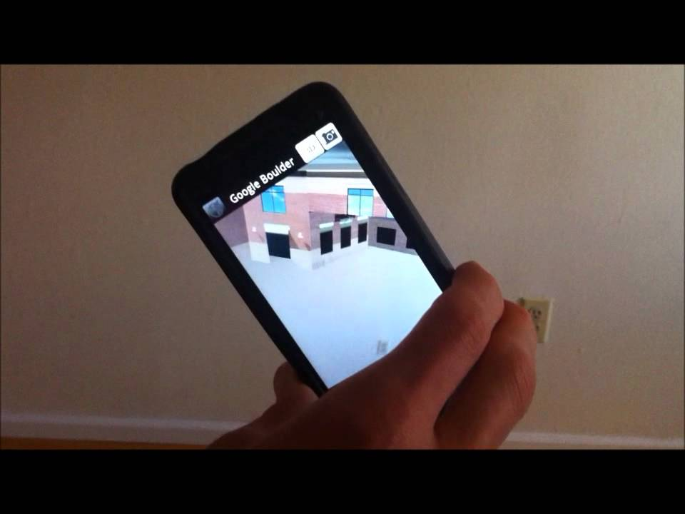SightSpace 3D Android Augmented Reality