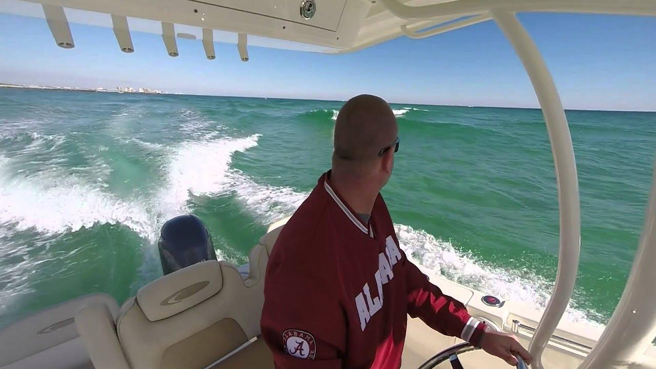 Orange Beach Alabama To Pensacola Florida Boat Ride