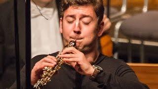 Mozart, Oboe Concerto in C, KV 314 - I. Allegro aperto, Philippe Tondre