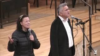 Sergiu si Ligia Nichescu - Intotdeauna Doamne, cind mai chemat - GRPC 4-21-2019