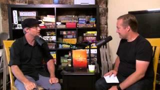"Andy Weir, Author ""The Martian"": On His Book Becoming Ridley Scott/Matt Damon Movie"