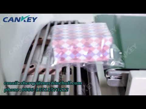 Semi Automatic Shrink Wrap Machine For Food Packaging