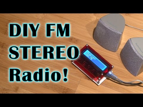 How-to Make Your Own FM Radio!