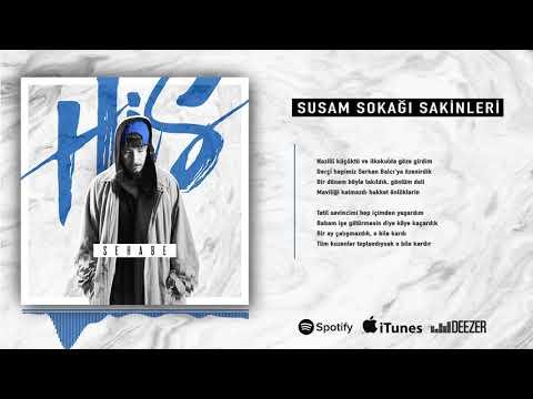 Sehabe - Susam Sokağı Sakinleri (Ft. Tuğba Ağar) (Official Audio)