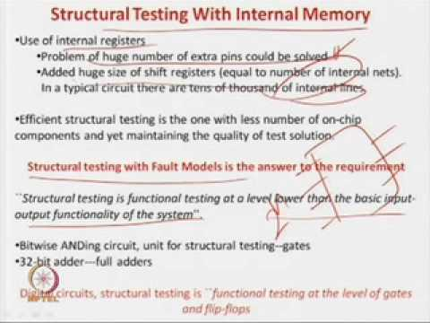 Mod-07 Lec-02 Functional and Structural Testing