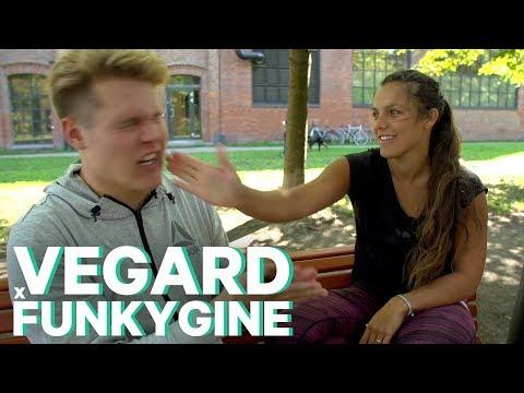 Vegard X Funkygine #28: Utetrening og teoriprøve-øving