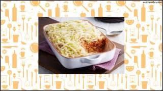 Recipe Easy Layered Cabbage Casserole