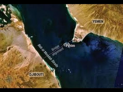 Red Sea Bridge Project: Land connection Egypt and Saudi Arabia / Puente del Mar Rojo [IGEO.TV]