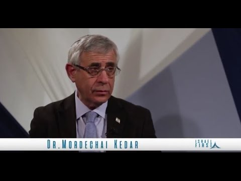 Israel First TV Programme 20 - Mordechai Kedar - Israeli Spokesperson Arabic Media