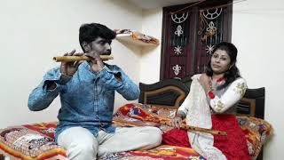 Sundari kannal oru seithi#flute sundar#flute vidhya#Raaga music center