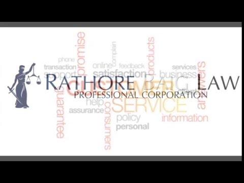 RATHORE BAIG PROFESSIONAL CORPORATION