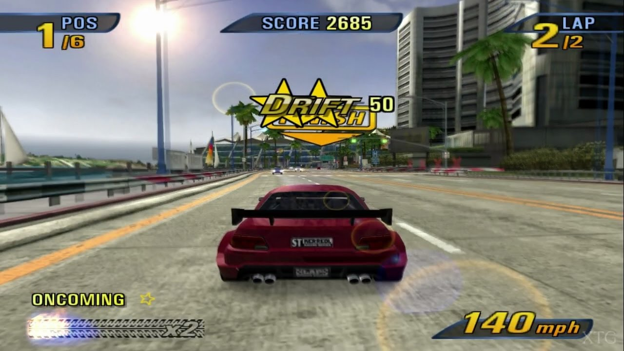 Burnout 1 Ps2 – HD Wallpapers