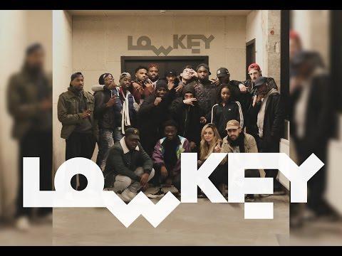 LOWKEY RADIO FREESTYLE - 2X500 STREET: Binks 64 / Shwarks / Frenetik / Restless Jones