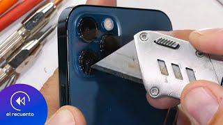 PRUEBAN RESISTENCIA de iPhone 12 Pro y Ceramic Shield   El Recuento