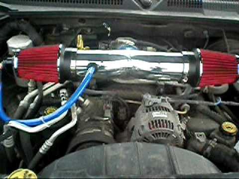 Hqdefault on Cold Air Intake For Dodge Dakota