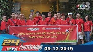 TayNinhTV | 24h Chuyển động 09-12-2019 | Tin tức hôm nay