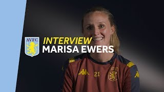 Interview | Marisa Ewers on Villa Park excitement
