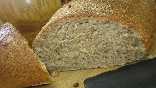 Рецепт- Пшеничный хлеб с отрубями