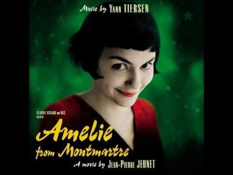 Le Fabuleux Destin d'Amélie Poulain Soundtrack - Yann Tiersen (HD)
