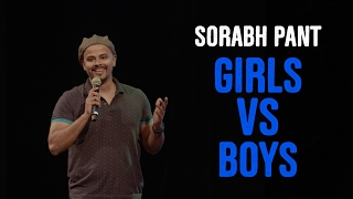 EIC: Sorabh Pant On Girls Vs Boys