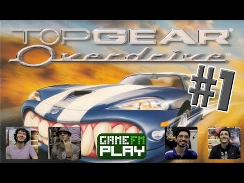 [GameFM Play] Top Gear Overdrive #1: Grindstone FTW