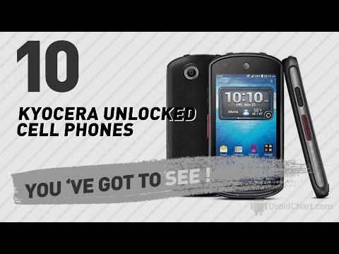 Kyocera Unlocked Cell Phones // Best Sellers 2017