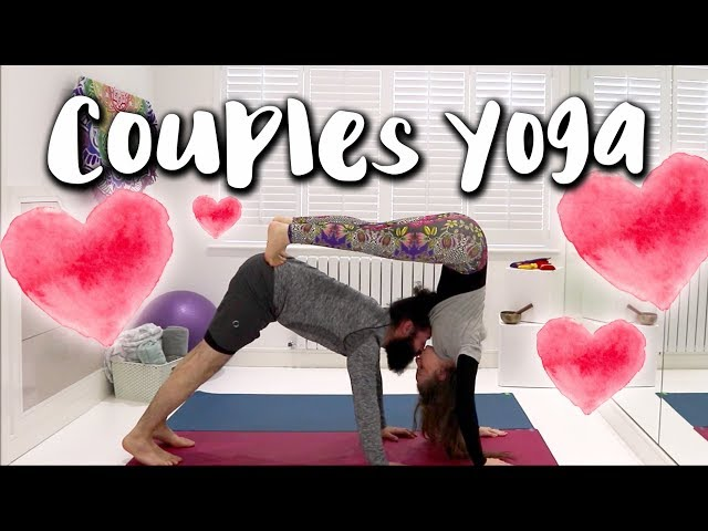 Couples Yoga | Valentines Day | NomadiDaddy