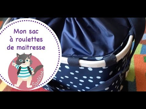 Mon sac de maitresse Le carry cruiser Reisenthel Vlog 8