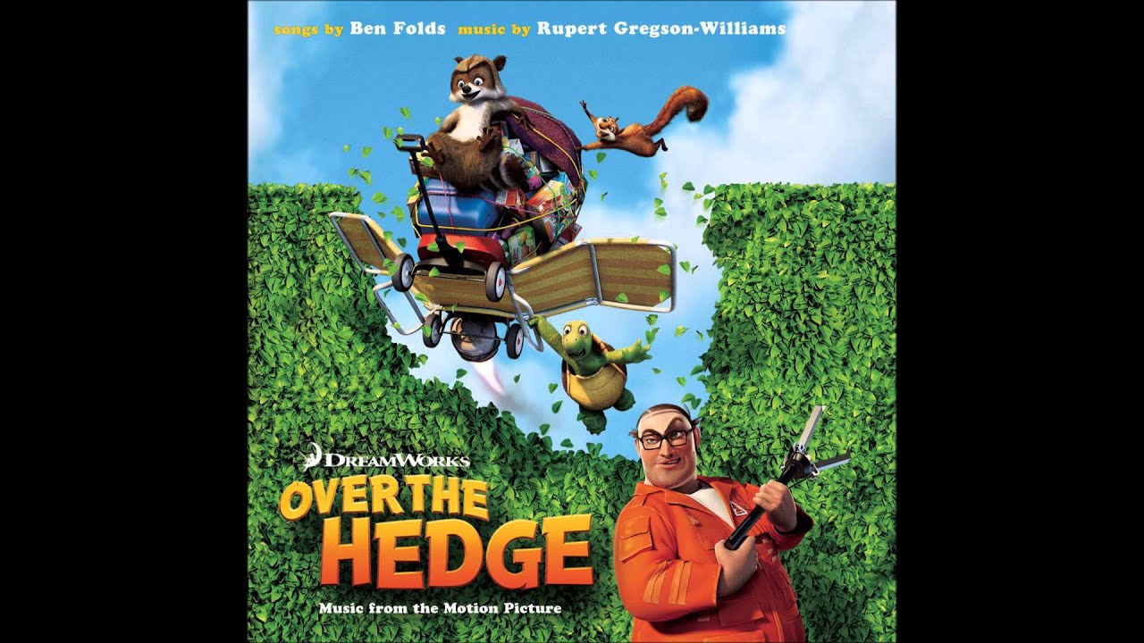 Over The Hedge Soundtrack 01 Family of Me - Ben Folds