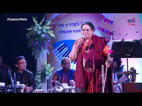 Iilish Machher Paturi | Usha Uthup | ইলিশ মাছের পাতুরি পোনা মাছের কালিয়া