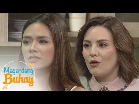 Magandang Buhay: Danica and Cheska share their take on having separated parents