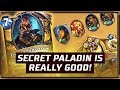 Secret Paladin Is Really Good! | The Boomsday Project | Hearthstone