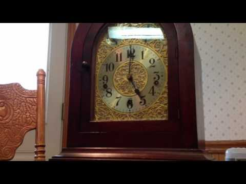 Antique Waterbury clock