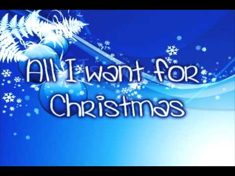 All I Want For Christmas Is You Instrumental Mariah Carey Version