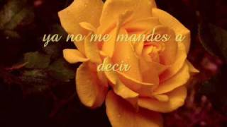 Marco Antonio Solis - Inventame (lyrics)