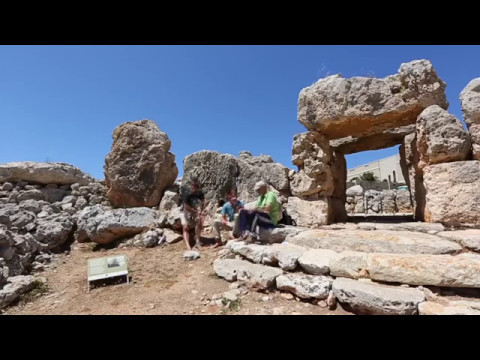 A chat about the prehistoric temples of Malta with Francis Xavier Aloysio