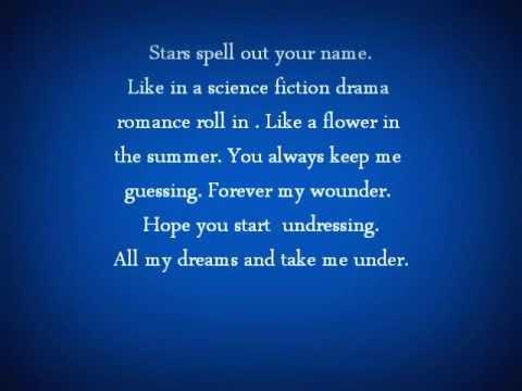 SKRILLEX-CINEMA  Lyrics