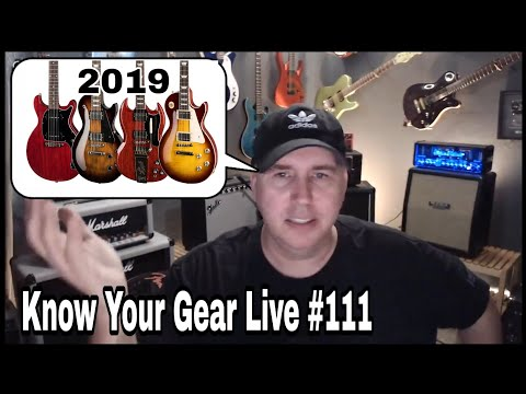 Are The New 2019 Gibson's A Home Run Or A Downgrade?