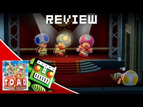 Captain Toad: Treasure Tracker Review - Destructoid