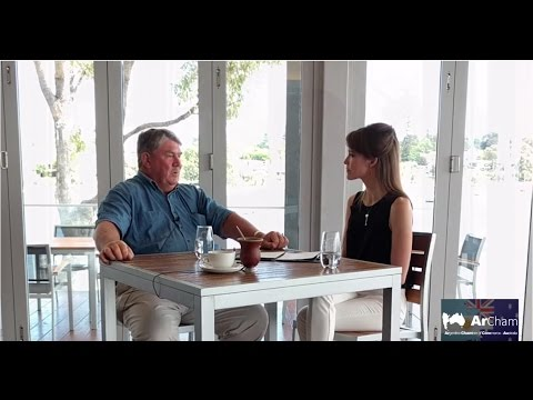Full Interview Alan Fisher after his trip to Las Parejas, Argentina