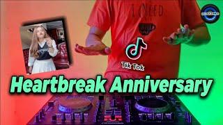 Download DJ HEARTBREAK ANNIVERSARY TIKTOK VIRAL REMIX FULL BASS 2021   DJ HARI JADI PATAH HATI TIKTOK