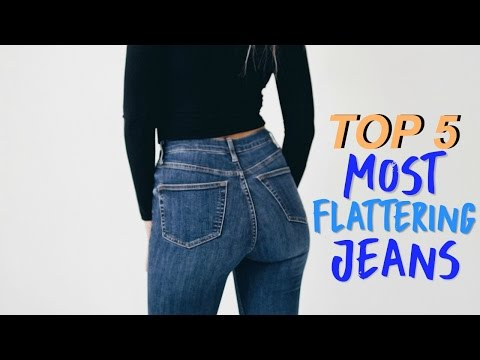 Best Jeans for Your BUTT! | Try-On