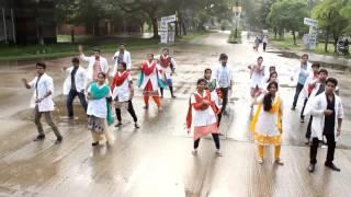 Flash Mob of 40th Batch of  Rangpur Medical college